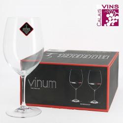 Verre Riedel vinum