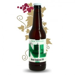 Backpacker NEW LONDON New England IPA Beer