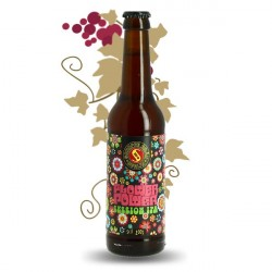 FLOWER POWER Session IPA Beer