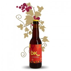 La DK Tripel Craft Beer from French Flanders 33 cl