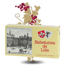 Box of Babelutte du nord caramel sweets local products