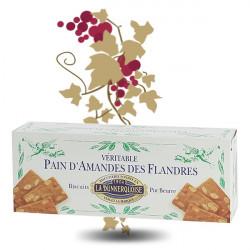 Biscuit pain d'amndes des flandres