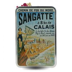 Waflfes in a Box Sangatte