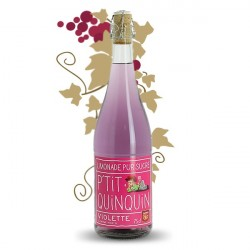 PTIT QUINQUIN Viloette flavoured Lemonade Local product